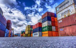 zaliczka na eksport towarów