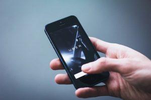 Uber a działalność gospodarcza