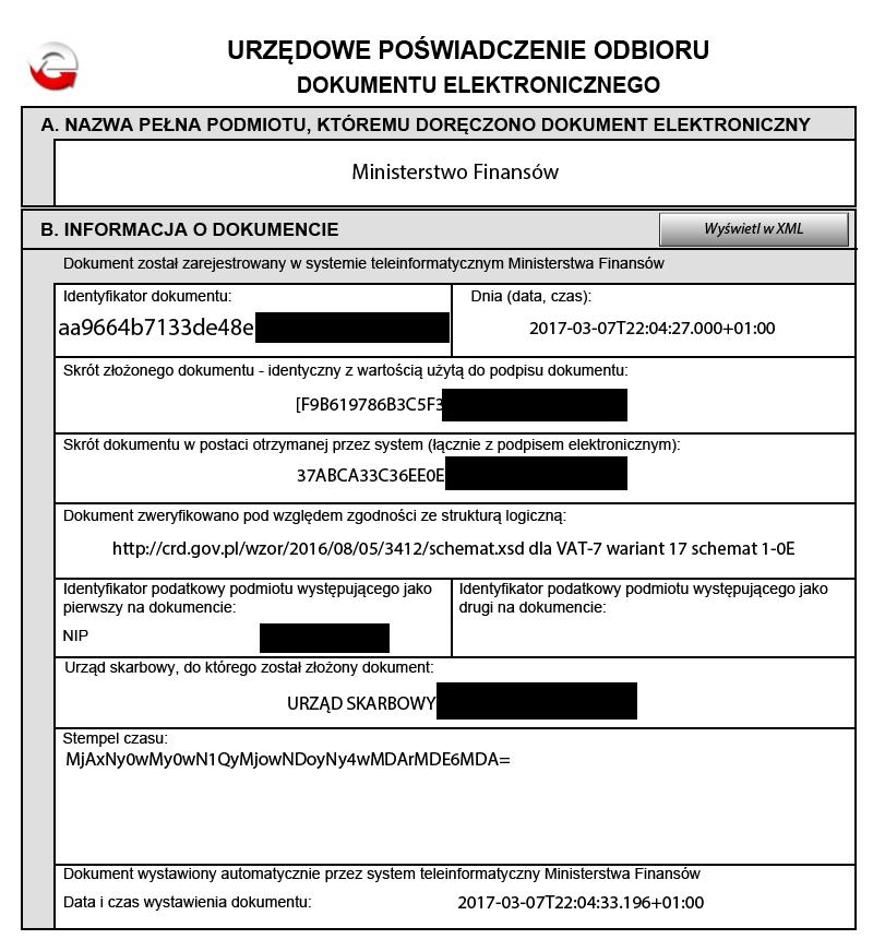 ifirma.pl program do księgowania - upo 8