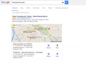 ifirma.pl program do księgowania - jak dodac firme do map google 300x209