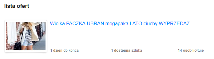 ifirma.pl program do księgowania - paczka