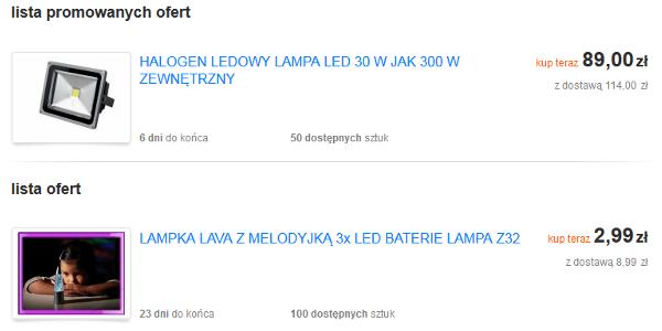 ifirma.pl program do księgowania - promowane