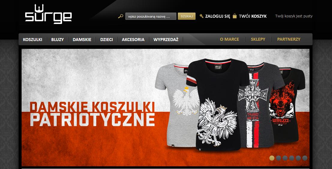 Pomysł na biznes: sklepy z koszulkami, które podbijają Polskę