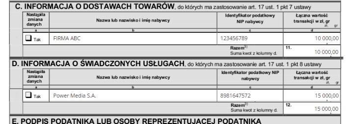 ifirma.pl program do księgowania - vat27 1 1