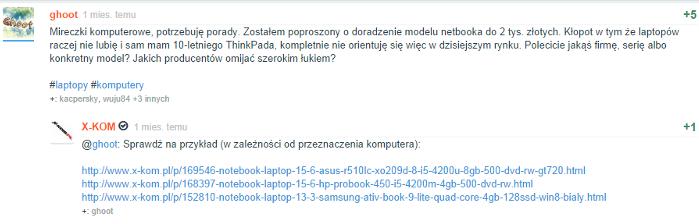 ifirma.pl program do księgowania - xkom3