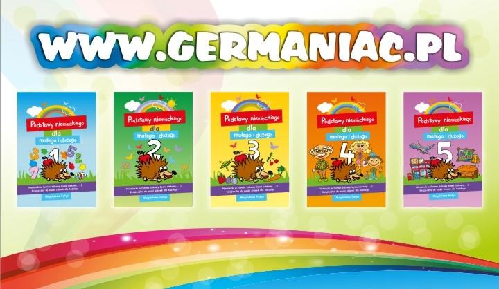 Germaniac 5 okładek