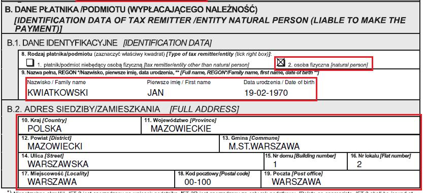 ifirma.pl program do księgowania - 3