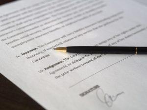 umowa o dzieło jak napisać
