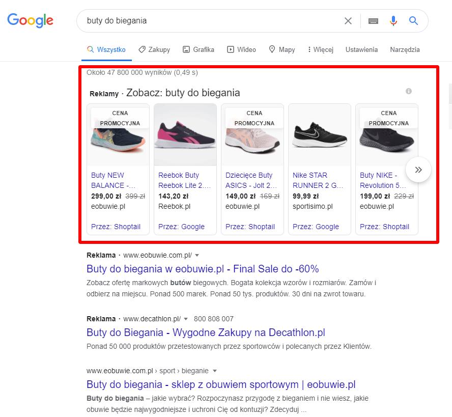 Google Shopping - jak wykorzystać kampanie produktowe w zwiększeniu sprzedaży?