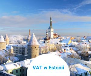 VAT w Estonii