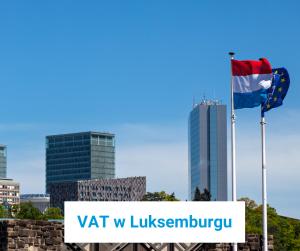 VAT w Luksemburgu